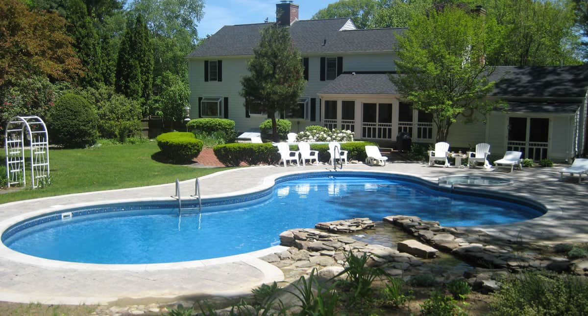 Professional Pool Installation
